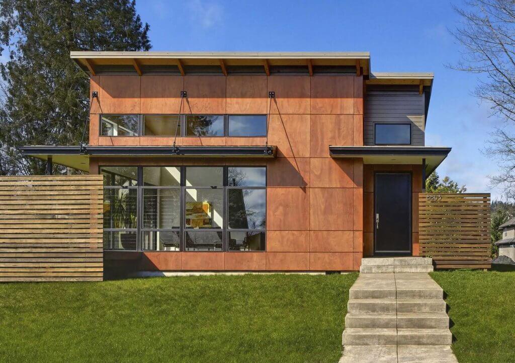 Architectural Panels 6 20 Per Square Foot Parklex Wood Siding