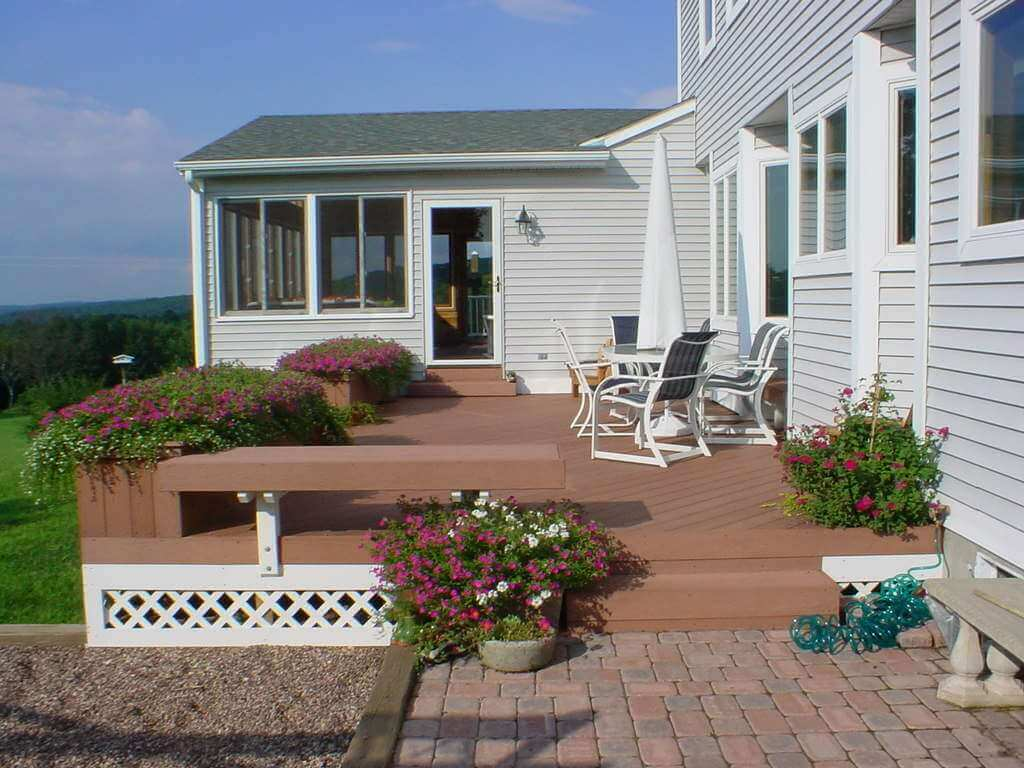 Platform Deck Design Remodeling Cost Calculator