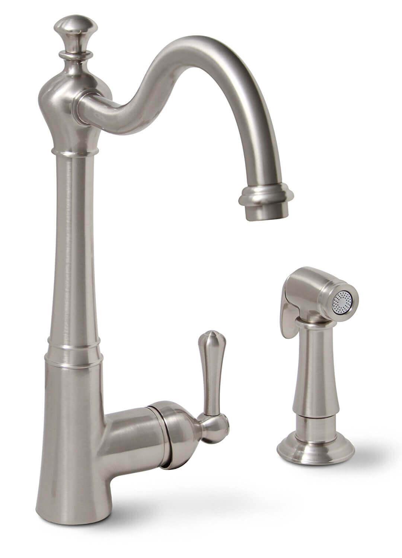 Premier Sonoma Lead Free Single Handle Kitchen Faucet