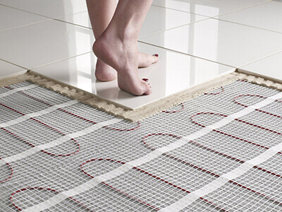 Radiant Floor Heating Cost Estimate The Price To Install Heated Floors - How to do radiant floor heating