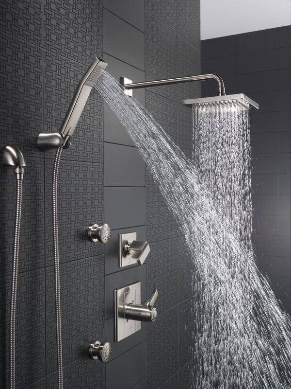 Rain Shower Heads Prices Pros Cons
