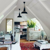 Remodeled Attic Space