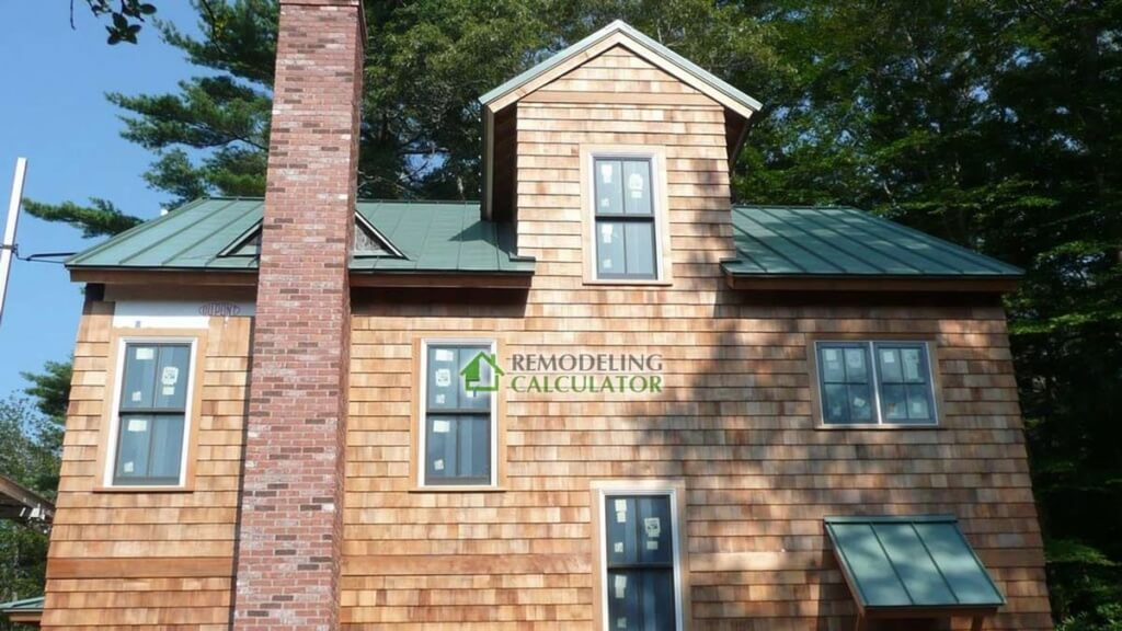 Standing Seam Metal Roof   Remodeling Calculator