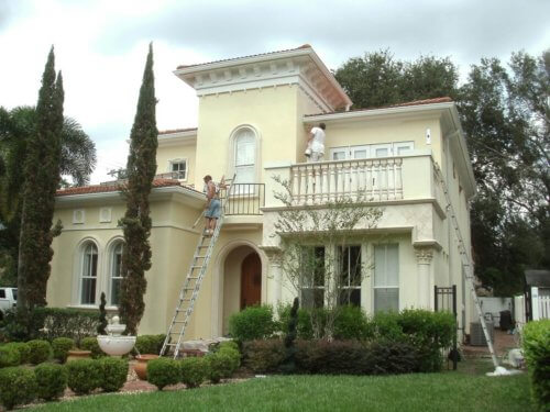 Cost of Stucco Siding