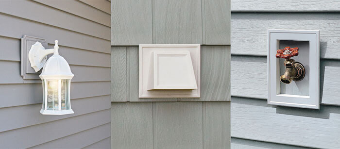 Vinyl Siding Accessories Remodeling Cost Calculator