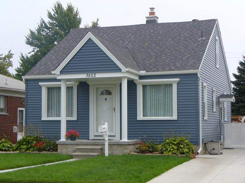 Vinyl Siding Cost Quickly Calculate Your House Siding Price