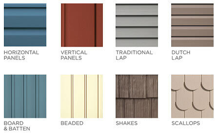 5 Best Types Of Vinyl Siding Installation Costs Pros Cons