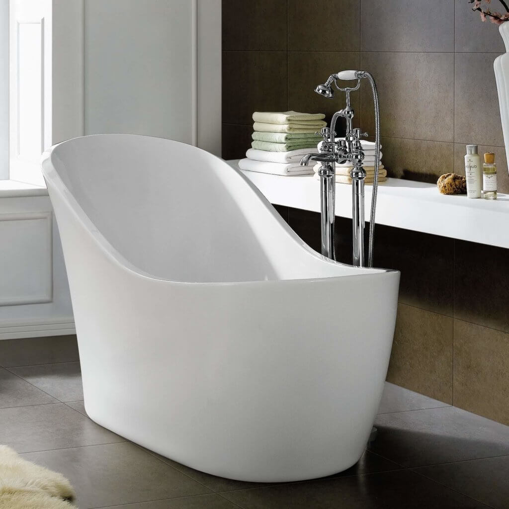 7 best types of bathtubs prices styles pros cons ForResin Tubs Pros And Cons