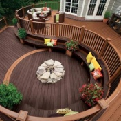Wood Deck Design