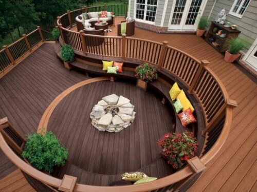 Good Ultimate Deck Building Guide: Construction Cost, Design Types, Decking  Material Options And Prices.