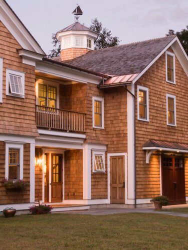 7 stunning wood siding types that will transform your house for Types of house siding materials
