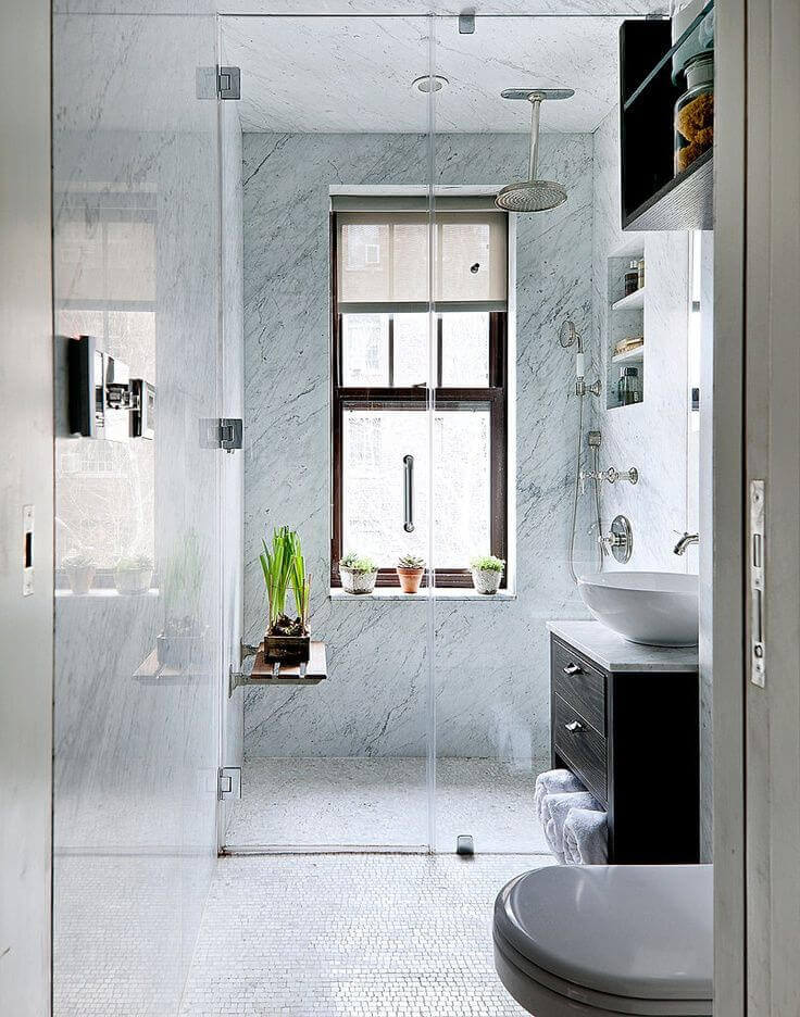 Bathroom Renovation Calculator: 15 Most Effective Small Bathroom Design Ideas