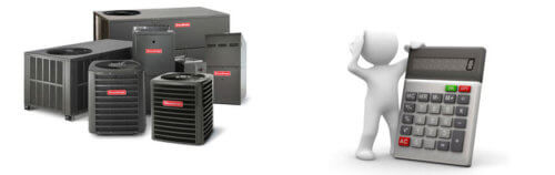 How To Calculate The Size Of A Central Ac Unit For Your House