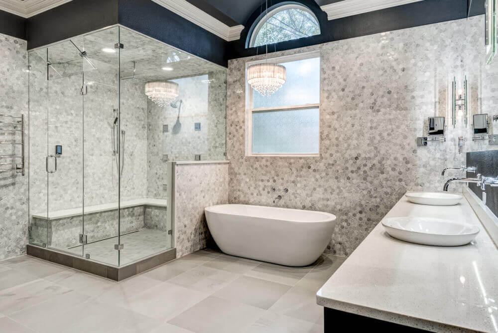 luxury master bath renovation - Remodeling Cost Calculator