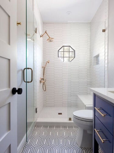 2019 Costs To Remodel A Small Bathroom