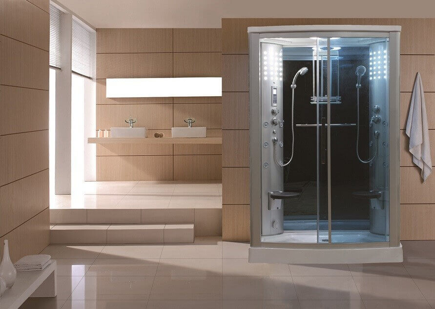 2019 steam shower kit prices and installation costs