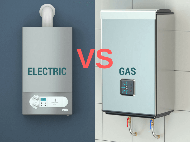 Tankless Water Heater Gas Vs Electric Remodeling Cost