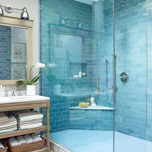 tile installation cost for a bathroom remodel