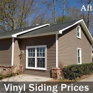 Vinyl Siding Cost Estimate Material And Installation Prices